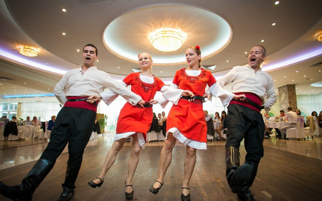 Български и Гръцки танци за Начинаещи